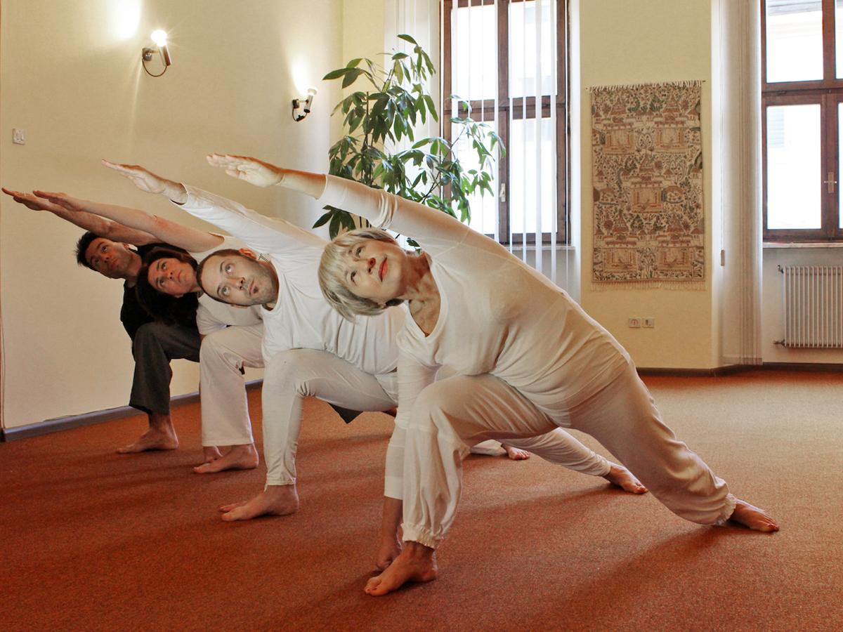 Corsi di Yoga ottobre '18